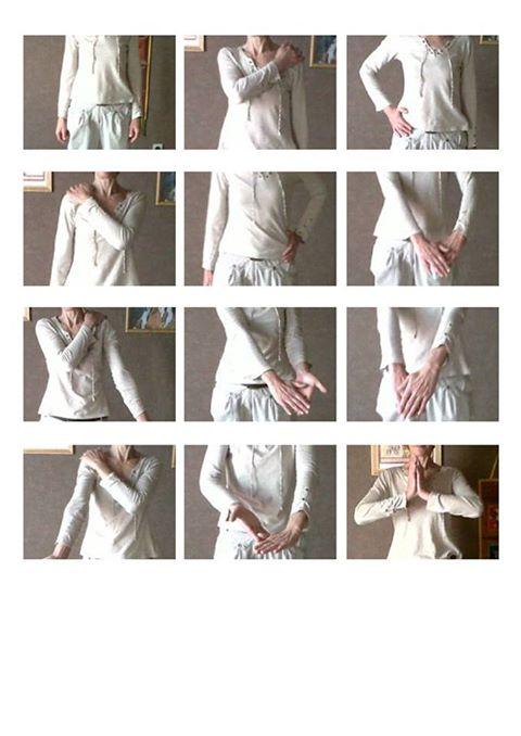 Violazione statica in petto e reparti lombari di una spina dorsale
